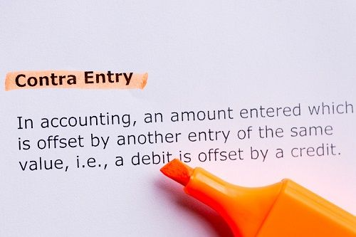 What is a Contra Account?