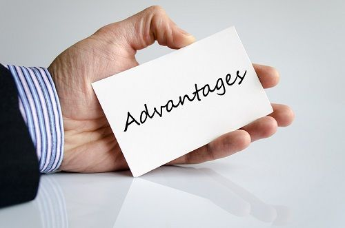 Advantages of double entry bookkeeping