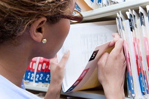 企业是如何保存税务记录的?