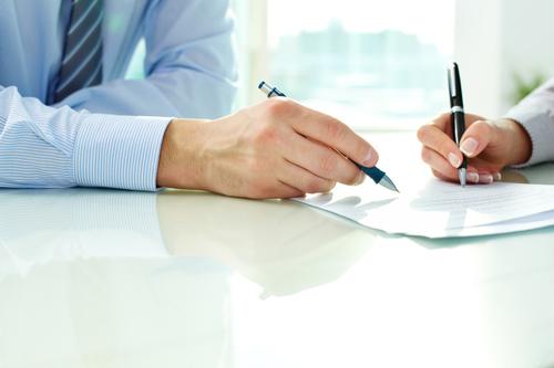 公司秘书 — 公司组织大纲